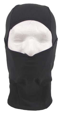 Balaclava Egy lukas maszk , Fekete-0