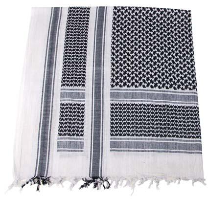 Shemag Arab kendő fehér-0