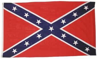 Zászló 90x150 Confederate-0
