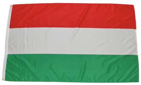 Zászló 90x150 Hungary-0