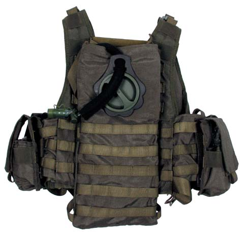 """MFH """"Ranger"""" Taktkai mellény OD-4939"""