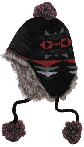 """FOX Outdoor Bélelt sapka """"Peru Inca""""-0"""
