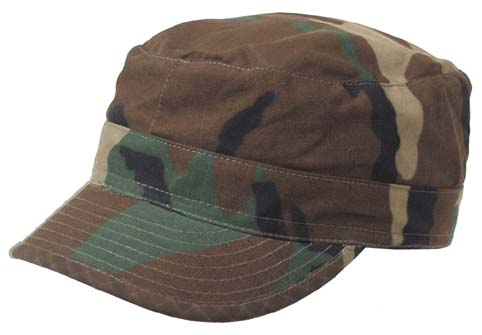 US-field cap Woodland-0