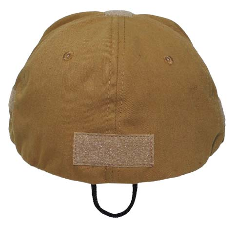 Operations Cap, with velcro Coyot-3662