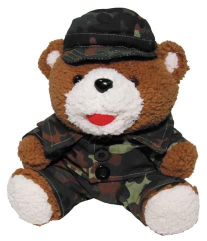 Harci Teddy BW camo-0