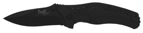 Jack Knife egykezes fekete bicska-0