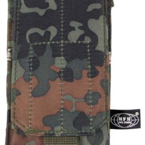 MFH Molle Single tárzseb ,BW camo-0