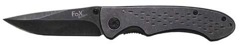 Jack kés, egykezes, koptatott, övcsat-0