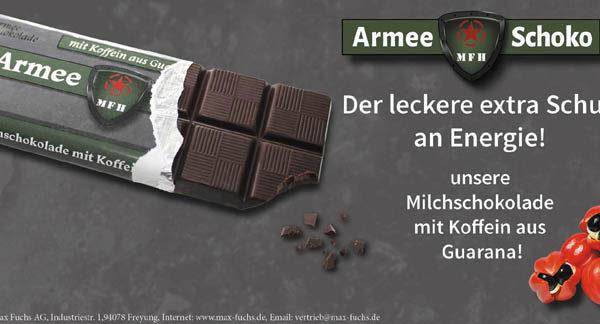 Army chocolate, csoki 50 g-4811